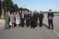 Komisja Obrony Narodowej w Stoczni Marynarki Wojennej.