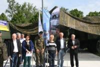 Wizytacja w siedzibie 17. Wielkopolskiej Brygady Zmechanizowanej w Międzyrzeczu oraz w Ośrodku Szkolenia Poligonowego Wojsk Lądowych w Wędrzynie.
