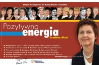 Kobieca pozytywna energia regionu
