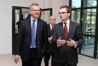 Minister Grad docenił stalowowolską podstrefę ekonomiczną
