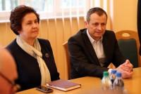 Sekretarz Stanu w Ministerstwie Skarbu Państwa Zdzisław Gawlik z wizytą w HSW S.A.