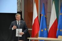 Prezydent Bronisław Komorowski na Podkarpaciu