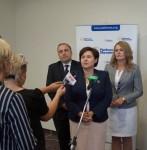 Minister Spraw Zagranicznych gościł na Podkarpaciu