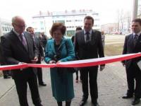 Uroczyste otwarcie budynku Sądu Rejonowego i Prokuratury Rejonowej w Stalowej Woli.