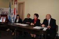 Spotkanie z Wiceministrem MSWiA w sprawie likwidacji szkód powodziowych