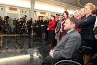 Rozpoczęła się kolejna kadencja Sejmu i Senatu