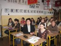 Stalowowolska młodzież broniła praw człowieka
