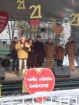 21 Finał Wielkiej Orkiestry Świątecznej Pomocy za nami.
