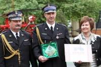 Stalowowolscy strażacy wyróżnieni Odznaką Zasłużonych