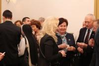 Noworoczne spotkanie  u Prezydenta  Miasta Tarnobrzeg