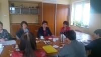 Spotkanie z pielęgniarkami w OIPiP